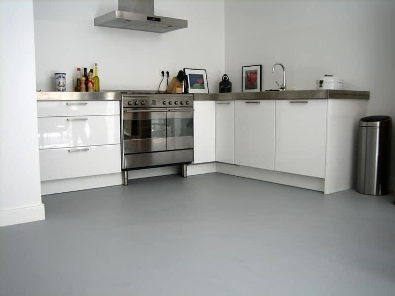 Witte Marmoleum Vloer : Marmoleum vloer prijs