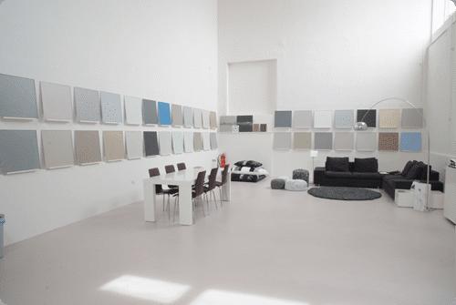 showroom Gietvloer Amsterdam